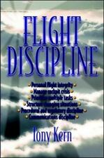 Flight Discipline by Tony Kern (1998, Hardcover)