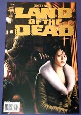LAND OF THE DEAD 4 November 2005 9.2-9.4 NM-/NM IDW PUBLISHING Bolton cover