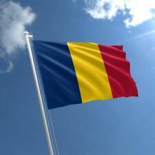 Giant Romania România Romanian National Flag Football Support Party 5x3ft