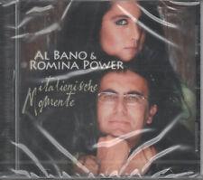 Al Bano & ROMINA POWER Italian Moments CD NEW sharazan CI Sara CANZONE Blu
