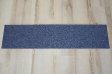 Tappeto Piastrelle Domo Diva 25x100 cm 595 Blu Bohle corridoio