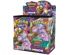 Pokemon Trading Card Game Sun & Moon Unified Minds Booster Box NOW SHIPPING
