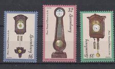 Lussemburgo /Luxembourg 1997 Orologi a pendolo 1385-87 MNH