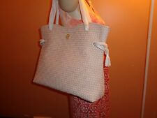NWT TORY BURCH BRYANT QUILTED LIGHT OAK  Leather Shoulder Tote $635  DustBag
