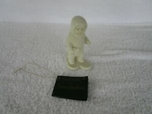 DEPARTMENT 56 SNOWBABIES~ [ A SPECIAL DELIVERY ] FIGURINE!!