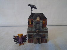 Boyds Bear Boo's Haunted House w/ Spidey McBibble Treasure Box 1E 4016650 Nib