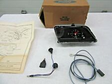 NOS 1969 1970 Ford Galaxie In-Dash 12V Electric Clock LTD Custom 500    dp1