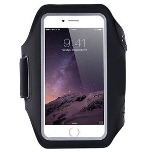 Universal Sports Running Armband Arm Band Mobile Phone Holder Strap 5-6.5 Inch