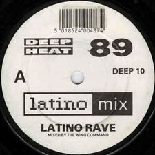 Deep Heat '89 7 : Latino Rave