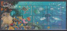 Australien - Michel-Nr. Block 20 V gestempelt/o (Unterwasserwelt / Sea Life)