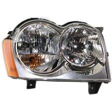 For Grand Cherokee 05-07, CAPA Passenger Side Headlight