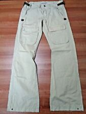 G-Star Raw 01GS / 10297 Denim Jeans  Waist-34 L36 LONG Quality A81
