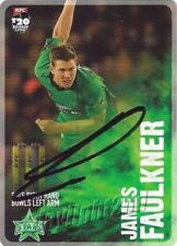 Melbourne Stars Original Cricket Trading Cards Season 2015