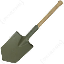 Czech Field Shovel - Repro CS 412 Military Army Spade Entrenching Tool Soldier