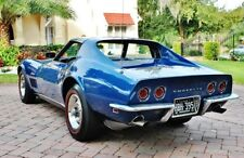 1968 Chevrolet Corvette Numbers Matching 427 400hp Tri Power 12,798 Actual Miles