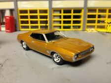 1/64 1973 AMC Javelin in Bronze with Black Int with a 401 4 Speed/Rubber G/Years
