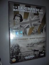 DVD N° 21 LES GRANDES BATAILLES DEL 900 PORT STANLEY ILES REVANCHE DE FALKLAND