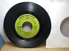 Old 45 RPM Record - Warner Bros 7123 - Harper's Bizarre - Anything Goes / Chatta