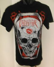 Bullet For My Valentine Australia Tour 2011 Men's T-Shirt Size Small
