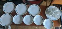 Fine China of Japan ~Four Seasons ~ Great Vintage Collection 14 PC set