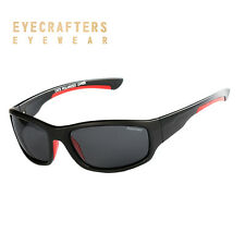 Polarized Sports Sunglasses Mens Outdoor Cycling Riding Fishing Golf Sunglasses