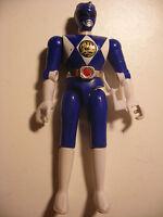 Sentai POWER RANGERS 93 Mighty Morphin Figurine Bleu figure 13cm Plastique