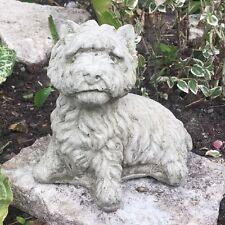 Dogs Stone Miniature Garden Statues & Lawn Ornaments