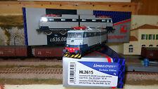 Lima Expert HL2615 E636 080 Livrea grigio perla/blu orientale, fregio blu, FS