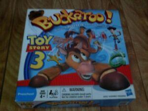 Disney Pixar Toy Story 3: Buckaroo Game