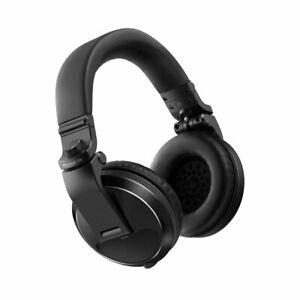 Pioneer HDJ-X5-K Genuine Professional Club DJ Headphones Closed Back HDJX5 Black