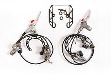 Magura Evolution Bicycle Hydraulic Brake Set + Boosters