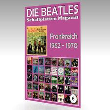 Die Beatles - Schallplatten Magazin - Nr. 6 - Frankreich (1962 - 1970) - Guide