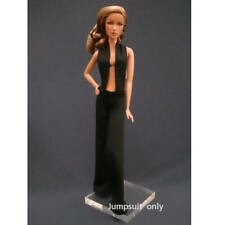 "Handmade~Doll jumpsuit for 12"" Doll~ Barbie,FR, Silkstone,Tall barbie"