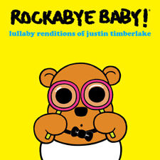 Rockabye Baby - Lullaby Renditions Of Justin Timberlake [New CD]