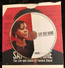 2019 HBO Emmy DVD Say Lei Nome Life e Death di Sandra Bland Documentario Promo