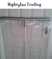 660mm Floor Squeegee foam rubber wiper 849640 wet room flood x handle silverline