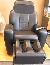 BLACK LEATHER AcuTouch 9500 Human Touch HT Massage Chair Recliner HT9500 - HTR13