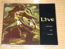 LIVE SELLING THE DRAMA  MAXI CD 1994 3 TITEL WHITE DISCUSSION  & ACOUSTIC (YZ)
