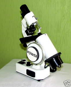 Lensometer Manual Focimeter for Optometrists and Opticians
