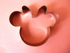 """5"""" Minnie Mouse party baking biscuit cookie cutter mold"""
