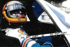 9x6 Photograph , Stefan Bellof  , Rothmans-Porsche 956 Portrait  1984