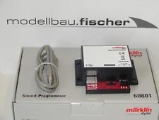 Märklin 60801 Sound Decoder für mLD/mSD der 1.Generation Neuware