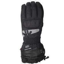Paire gants gant hiver Chauffant moto homme V'QUATTRO ALPHA EVO Taille XXL CE
