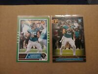 Gardner Minshew 2019 CHRONICLES  Panini + Classics RC rookie card LOT PSA ready