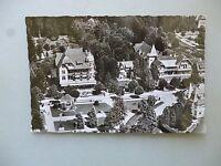 Ansichtskarte Königsfeld Schwarzwald Hindenburgplatz 1957 (Nr.577)