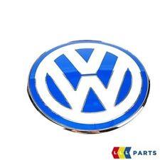 NUOVO Originale VW Beetle 99-05 Cofano Anteriore Cofano Badge Emblema Blu 1C0853617 39 A