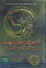 Insurgent (Divergent 2) by Veronica Roth-2012 Signed Special Collector's Edition