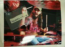 MIKE PORTNOY SIGNED 8x10 DREAM THEATER AUTOGRAPH COA WINERY DOGS Proof