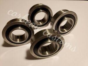 (4PK) Front Wheel Bearings TORO  WHEEL HORSE Tractors 11-0513, 25-1210, 110513