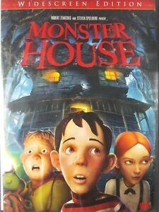 Monster House (Widescreen Edition) DVD